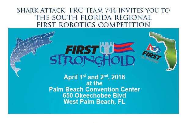 South Florida Regional Invitation half
