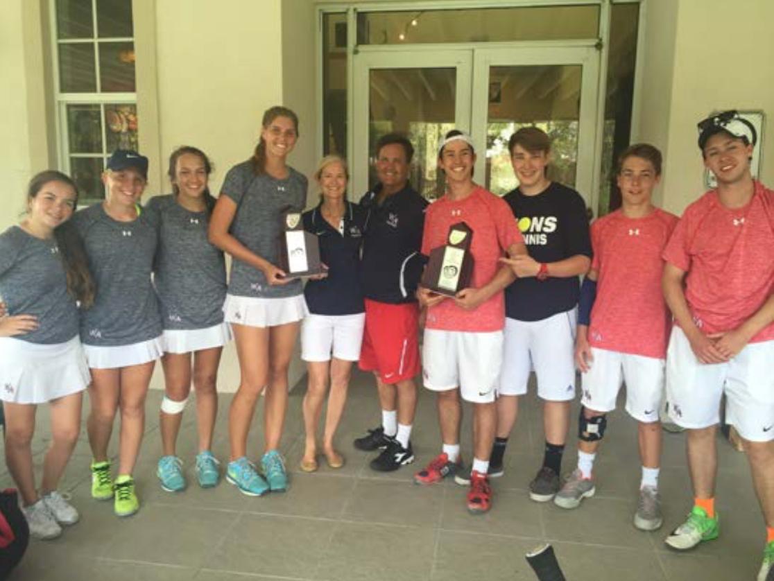 Lions Tennis